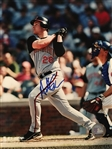 AUSTIN KEARNS REDS SIGNED 8x10 PHOTO