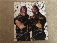 WWF DEMOLITION Signed 8x10