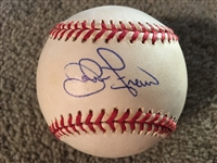 JOHN FRANCO The Original Nasty Boy SIGNED NL BALL Beauty