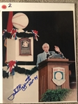 PHIL THE SCOOTER RIZZUTO HOF 1994 SIGNED 8x10 PHOTO