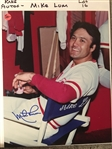 MIKE LUM REDS SIGNED 8x10 PHOTO ~~ Never Sold One