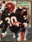 ICKEY WOODS MOELLER SIGNED 8X10 PHOTO