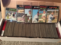 1971 TOPPS BASEBALL PARTIAL / NEAR SET Nice Condition Read! Bk $2500.00- $6250.00