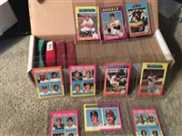 "1975 TOPPS RARE MINI NEAR/ PARTIAL SET Nice Condition READ!! Bk $400.00 - $1000.00  ""MINIS"""