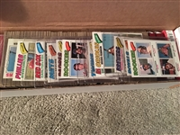 1977 TOPPS BASEBALL NEAR / PARTIAL SET. Beauties !! READ !! Bk $125.00- $300.00+