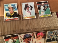 1979 TOPPS BASEBALL PARTIAL / NEAR SET Beauties !! READ !! With OZZIE SMITH ROOKIE !!