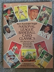 BOOK of 83 NL BASEBALL CARDS MINT