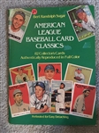 BOOK of 82 AL BASEBALL CARDS Mint