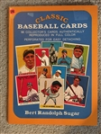 BOOK of 98 CLASSIC BASEBALL CARDS MINT with RUTH AND DiMAGGIO ON THE COVER