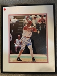 "SEAN CASEY ""THE MAYOR"" SIGNED in 11x14 FRAME"