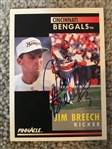 JIM BREECH MOELLER SIGNED CARD