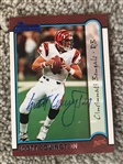 SCOTT COVINGTON BENGALS SIGNED CARD