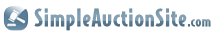 Simple Auction Site